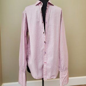 Vintage GUESS Long Sleeve Button Up Shirt Size L